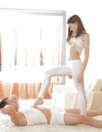 Nubile Films - videos featuring Candy Sweet in Desirable Rouse