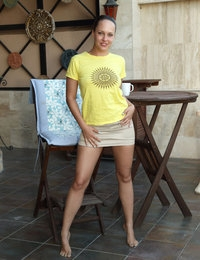 FISTING ANGEL with Blue Angel, Gina Gerson - ALS Scan