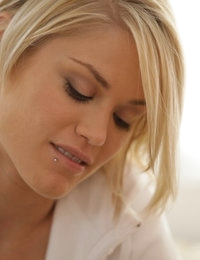 Nubile Films - videos featuring Ash Hollywood in Waiting For Him
