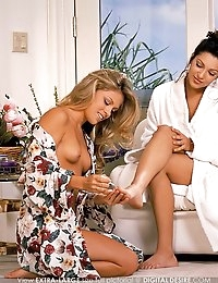 Blake share some special moments together before the ceremony - Digital Desire