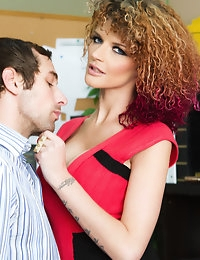 Joslyn James & Joey Brass in Skinny is On the Out