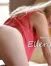 Ellery Corrin puts her famous butt on display