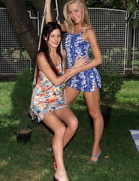 THEIR SPOT with Alice, Sophie Moone - ALS Scan