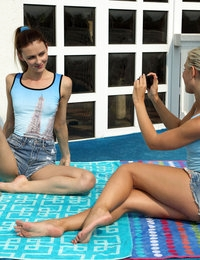 SNAPSHOT with Lola, Kate Sin - ALS Scan