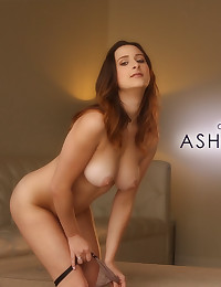 Ashley Adams fills the room with moans - Digital Desire