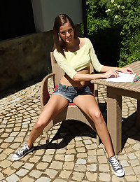 VIBRANT with Lola, Silvie Luca - ALS Scan photo #2