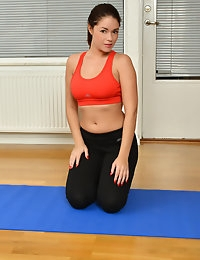 Nubiles.net - featuring Nubiles Ava Dalush in naughty-workout photo #1