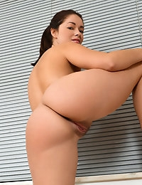 Nubiles.net - featuring Nubiles Ava Dalush in naughty-workout photo #14