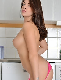 Nubiles.net - featuring Nubiles Ava Dalush in kitchen-fun photo #5
