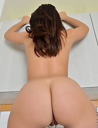 Nubiles.net - featuring Nubiles Ava Dalush in kitchen-fun photo #9