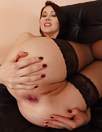 Anal in Stockings photo #16