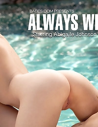 Nude Pics Of Abigaile Johnson, Shyla Jennings In Always With Her - Babes.com photo #10