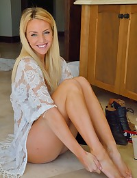 FTV Girls Katie Bedroom Spreads - FTVGirls.com photo #3
