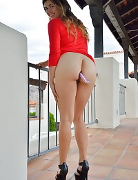Gorgeous In Red photo #13