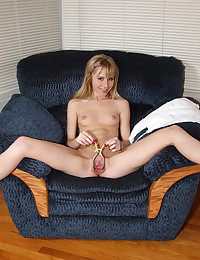 LAZY GIRL with Leighlani Red, Kelly Klass - ALS Scan photo #15