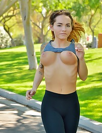 Busting Out Of The Bra photo #4