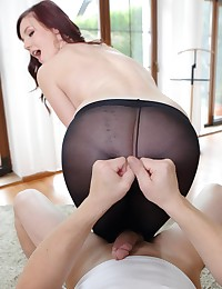 Amazing Fuck and Blowjob from a Cute Beauty photo #7