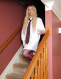 BUSINESS CASUAL with Kenzie Reeves - ALS Scan photo #1