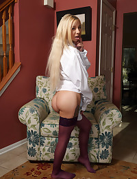 BUSINESS CASUAL with Kenzie Reeves - ALS Scan photo #5