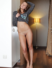 Sybil A nude in erotic HALL PASS gallery - MetArt.com photo #2
