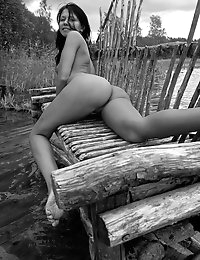 Fedorov-hd-Grace-lake-russian-girl-art-nudes-outdoor-erotic  photo #4