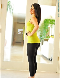 Sporty and Stockings photo #4