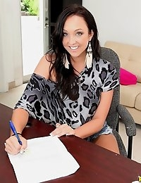 First Time Auditions Presents Adrianna in Adriannas Lily - Movies And Pictures photo #1