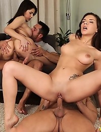 "Euro Sex Partiesâ""¢ Presents Valentina Nappi in Tribal Tryst- Movies And Pictures photo #9"