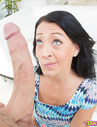 TeensLoveHugeCocks ™ presents Kelly Diamond Xxx in Caressing The Cock photo #6